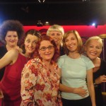 Bei de Ladies Night mit Gerburg Jahnke